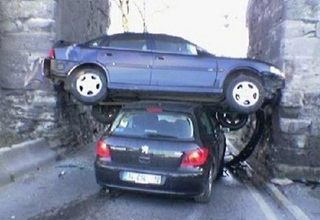 23 Impossibly Bad Drivers