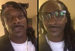 Snoop Dogg Sets The R