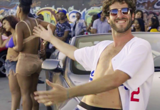Lil Dicky Makes A Rap Video For Free In LA