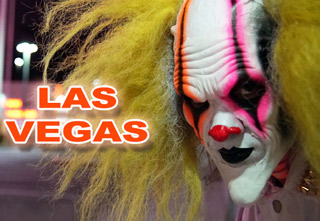 The Killer Clowns Go To Las Vegas
