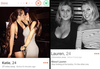 38 Tinder's You Can't Help But Find