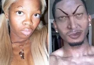 25 Eyebrow Disasters
