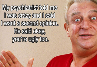 13 of Rodney Dangerfield's Best Jokes