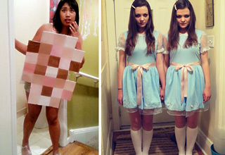 45 Seriously Awesome Halloween Costumes