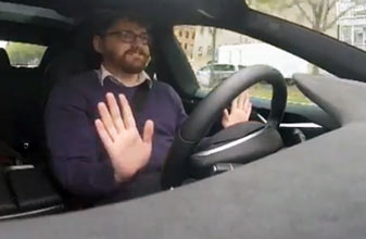 Testing Out Tesla's Autopilot System
