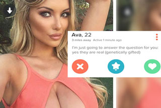 33 WTF People On Tinder