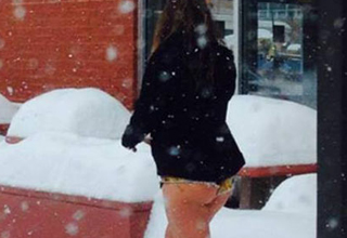 37 Party Girls Caught Taking The Walk of Shame
