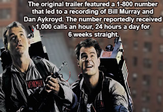 22 Interesting Facts About The Ghost Busters