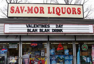 29 Hilarious Signs By Save-Mor Liquor
