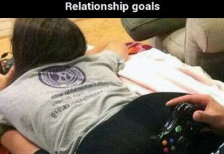 Relationship Goals Most People Can Only