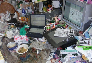 25 Most Depressing Home Offices