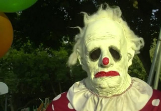 Wrinkles The Clown Will Scare Your Misbehaving Children For a Fee