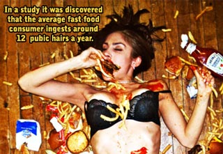 14 Disturbing Facts About Fast Food
