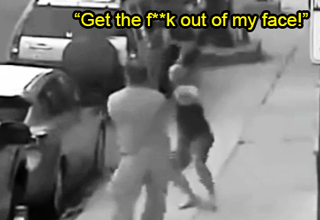 Man Attacks U.S. Marine With Baseball Bat, Gets Poor Results