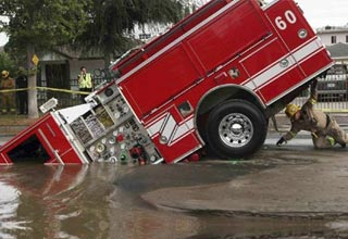 17 Deep Puddles That Made Life Miserable
