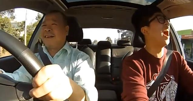 Asian Dad Can't Do Math