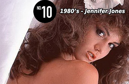 Top 10 Pornstars From The 80's Vs. Today
