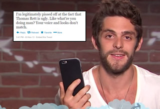 Country Singers Read Mean Tweets About Themsleves