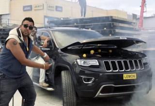 Guy Makes A Revenge Music Video After Jeep Sold Him A Lemon