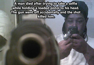 25 People Who Died While Trying To Take A Selfie