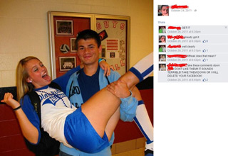 22 Cringeworthy Facebook Fails