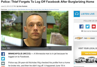 17 People Who Forgot To Log Out of Facebook