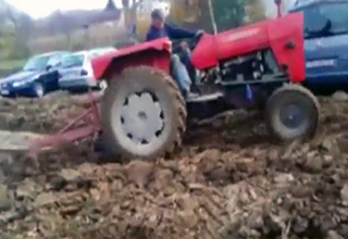 Grumpy Old Farmer Warned People About Parking On His Land...