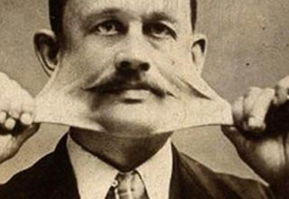 10 Vintage Circus Sideshow Acts