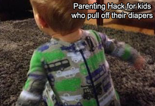 24 Genius Life Hacks For Parents