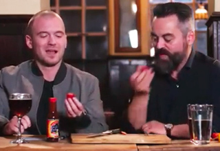 Two Chiliheads Eat the World's Strongest Chili Pepper, The Carolina Reaper