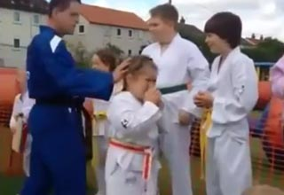 The Worst Martial Arts Demo Ever
