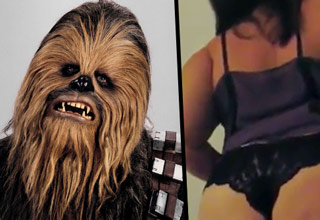 Girl Rips A Massive Fart That Sounds Like Chewbacca