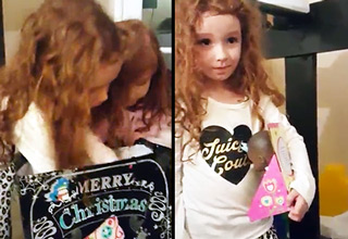 Uncle Pranks His White Nieces With Black Dolls
