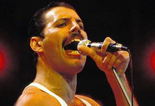 Freddie Mercury's