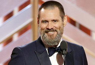 Jim Carrey Points Out Just How Lame The Golden Globes Are