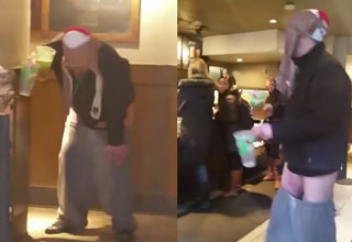 Starbucks Refuses To Let Man Use Bathroom So He Shits On The Floor