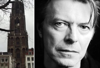Church Bells Playing Space Oddity in Honor of David Bowie