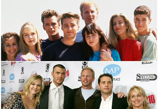 25 Cast Reunion Photos That Will Have You Staring In Disbelief