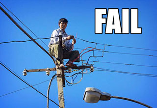 20 Completely Unsafe Construction Pics