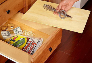 23 Sneaky Hiding Places To Stash Your Valuables