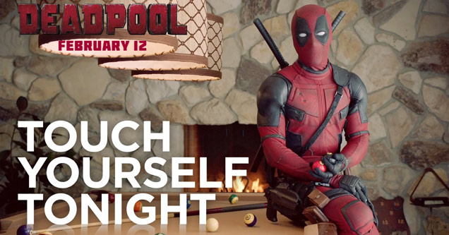 Deadpool Encourages You To