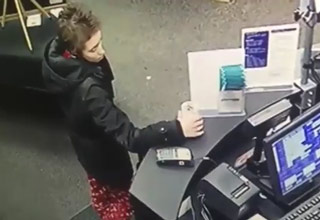 Woman Fakes Seizure To Steal Charity Money