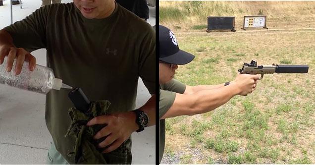 New Osprey Suppressor Makes Gun Insanely Quite