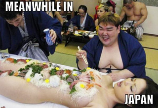 Things Youll Only See In Japan