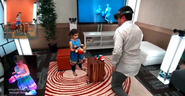Virtual 3D Teleportation Is A Real Thing
