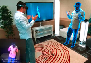 Holoportation Is The Next Breakthrough In Technology