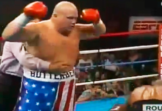 There Once Was A Fighter Named Butterbean