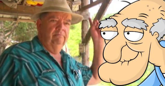 This Guy Sounds Just Like Herbert The Pervert From Family Guy