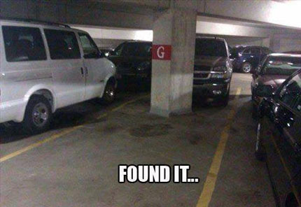 Found the G Spot for paking