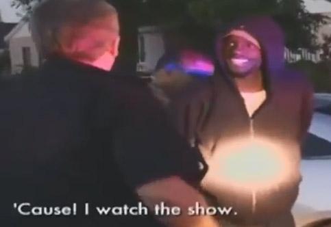 The Best Excuses From TVs Bait Car Cops Video EBaums World - Bait car show